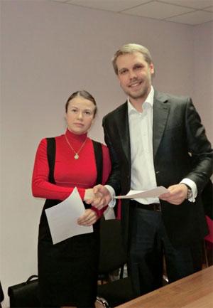 встреча Совета молодых ученых Российской академии наук и Московского Клуба Молодых Предпринимателей